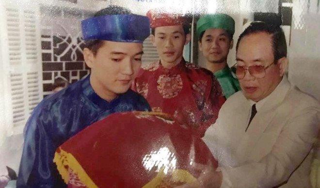 Anh Hoai Linh, Dam Vinh Hung be trap dam cuoi khien dan mang thich thu hinh anh 1