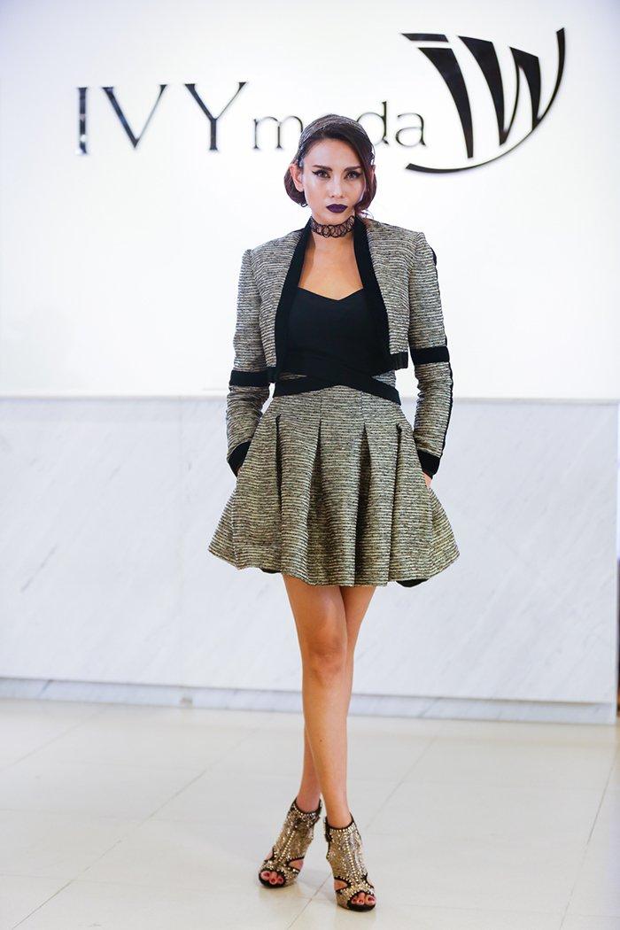 Giai ma gu thoi trang an tuong cua Vo Hoang Yen tai 'Vietnam's Next Top Model - All Stars' hinh anh 9