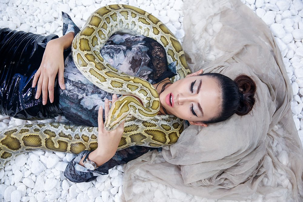 Giai ma gu thoi trang an tuong cua Vo Hoang Yen tai 'Vietnam's Next Top Model - All Stars' hinh anh 15
