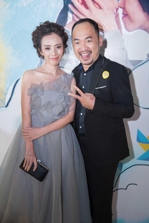 Thu Trang: Toi dong 'Nang 2' vi muon viet tiep cau chuyen tinh mau tu thieng lieng hinh anh 1