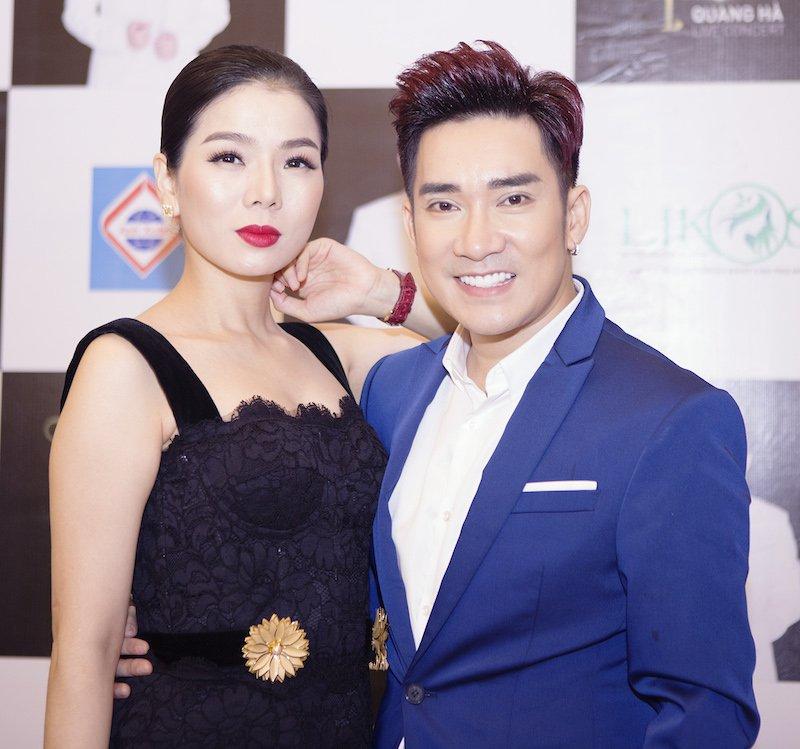 Video: Le Quyen, Quang Ha ke chuyen thuo di hat bang xe om, cat-xe vai chuc nghin dong hinh anh 3