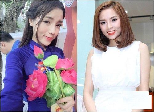 Nha Phuong, Bao Anh 'xuong' toc ngan doi lap han voi cac sao Viet khac hinh anh 2