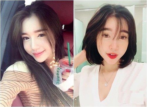 Nha Phuong, Bao Anh 'xuong' toc ngan doi lap han voi cac sao Viet khac hinh anh 4