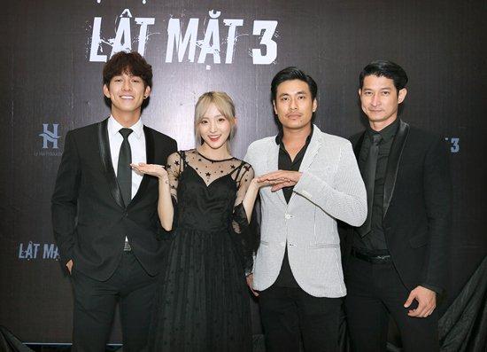 Ly Hai xin vo hot girl 17 ty dong, dap 4 xe sang khong tiec tay hinh anh 2