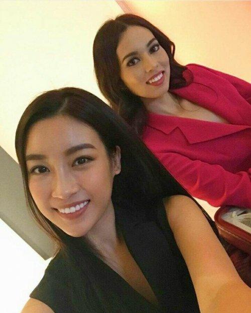 Do My Linh va hanh trinh den chien thang Hoa hau Nhan ai o Miss World 2017 hinh anh 2
