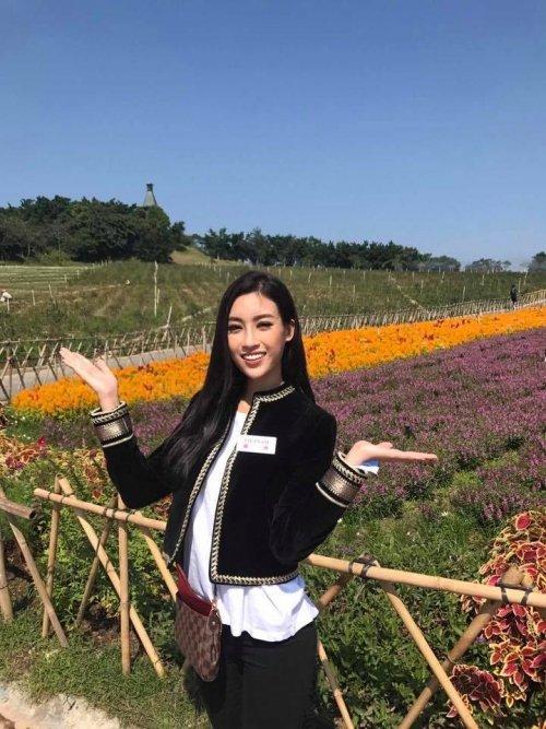 Do My Linh va hanh trinh den chien thang Hoa hau Nhan ai o Miss World 2017 hinh anh 5