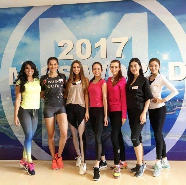 Do My Linh va hanh trinh den chien thang Hoa hau Nhan ai o Miss World 2017 hinh anh 8