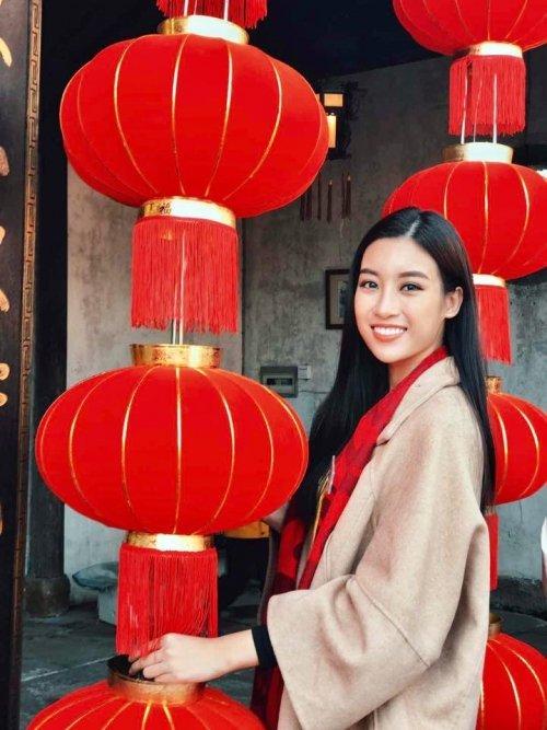 Do My Linh va hanh trinh den chien thang Hoa hau Nhan ai o Miss World 2017 hinh anh 10