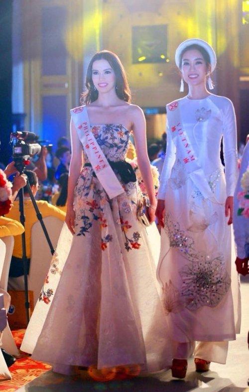 Do My Linh va hanh trinh den chien thang Hoa hau Nhan ai o Miss World 2017 hinh anh 12