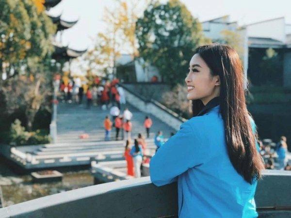 Do My Linh va hanh trinh den chien thang Hoa hau Nhan ai o Miss World 2017 hinh anh 11