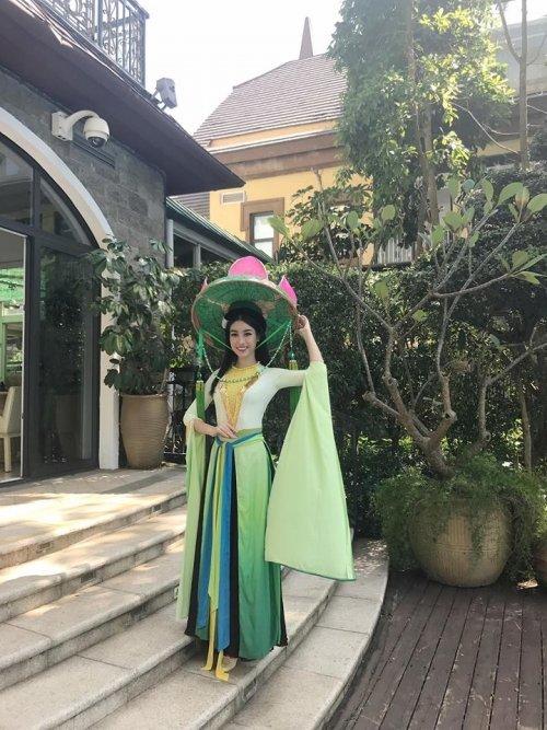 Do My Linh va hanh trinh den chien thang Hoa hau Nhan ai o Miss World 2017 hinh anh 3