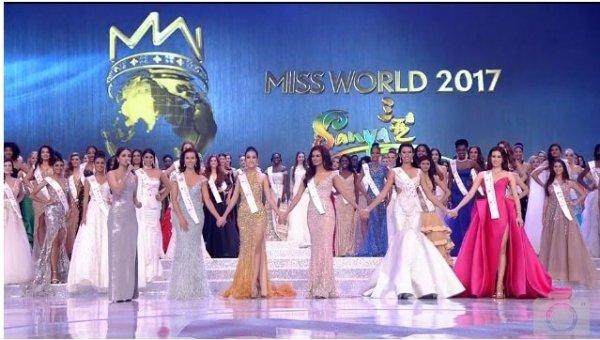 Do My Linh va hanh trinh den chien thang Hoa hau Nhan ai o Miss World 2017 hinh anh 21