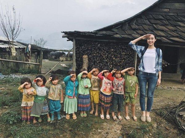 Do My Linh va hanh trinh den chien thang Hoa hau Nhan ai o Miss World 2017 hinh anh 20