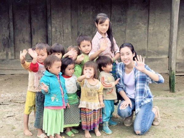 Do My Linh va hanh trinh den chien thang Hoa hau Nhan ai o Miss World 2017 hinh anh 16