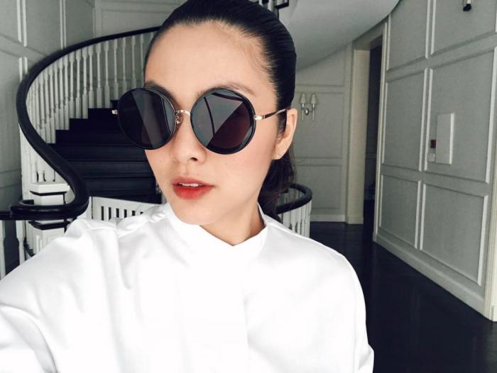 Tang Thanh Ha khien fan xuyt xoa khi lan dau tro tai lam banh kem hinh anh 3