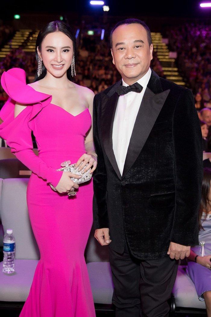 Angela Phuong Trinh hoi ngo nam dien vien dinh dam TVB Au Duong Chan Hoa hinh anh 2