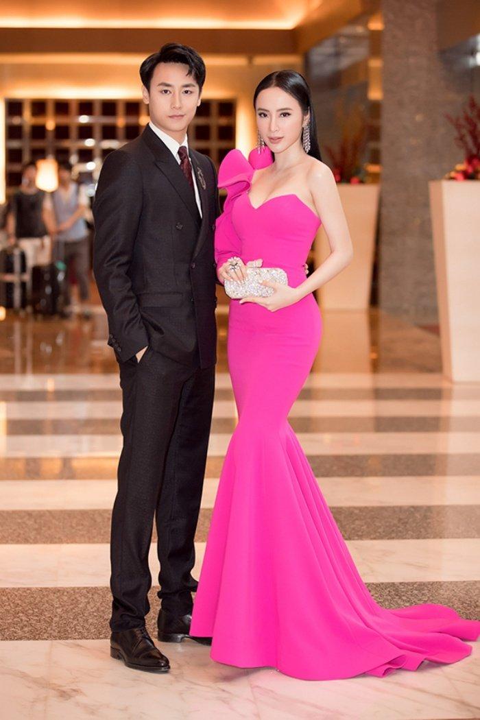 Angela Phuong Trinh hoi ngo nam dien vien dinh dam TVB Au Duong Chan Hoa hinh anh 5
