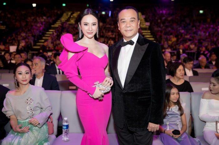 Angela Phuong Trinh hoi ngo nam dien vien dinh dam TVB Au Duong Chan Hoa hinh anh 3