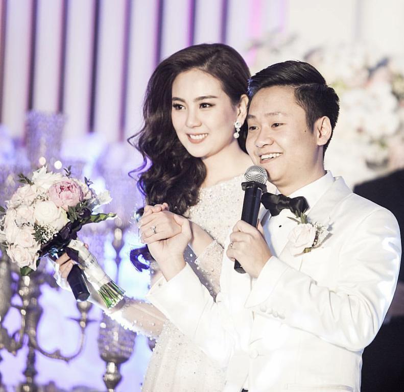 MC Mai Ngoc ky niem ngay cuoi: '12 nam quen biet, 1 nam song chung, that cam on anh' hinh anh 2