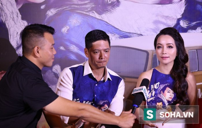 Binh Minh tra loi ve scandal voi Truong Quynh Anh: Vo toi biet tu truoc chuyen nay hinh anh 1