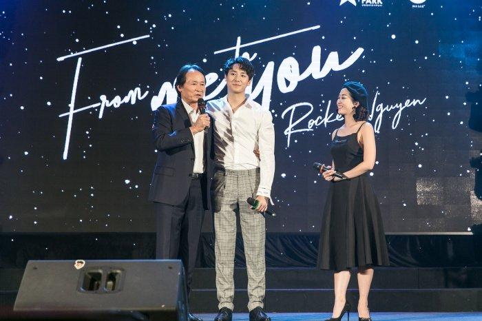 Rocker Nguyen khien fan thich thu khi the hien giong ca ngot ngao hinh anh 7