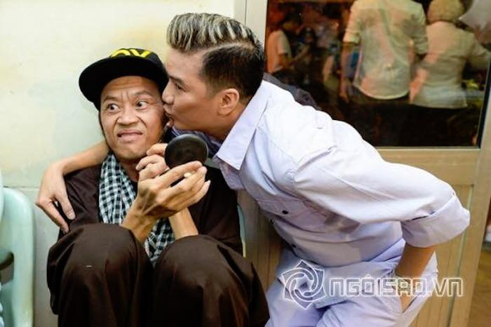 Mr.Dam: 'Cam on Hoai Linh vi nhung thang ngay duoc yeu thuong dung nghia nhat trong doi' hinh anh 4