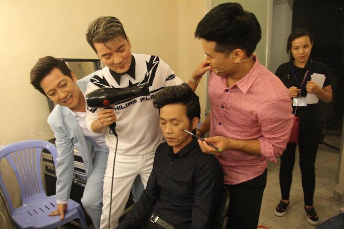 Mr.Dam: 'Cam on Hoai Linh vi nhung thang ngay duoc yeu thuong dung nghia nhat trong doi' hinh anh 5