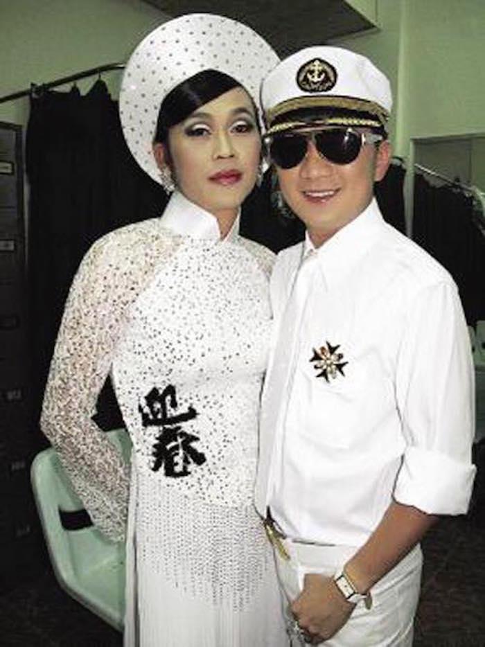 Mr.Dam: 'Cam on Hoai Linh vi nhung thang ngay duoc yeu thuong dung nghia nhat trong doi' hinh anh 6