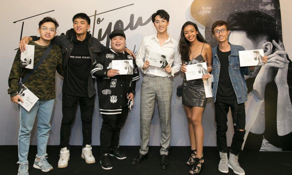 Rocker Nguyen khien fan thich thu khi the hien giong ca ngot ngao hinh anh 1