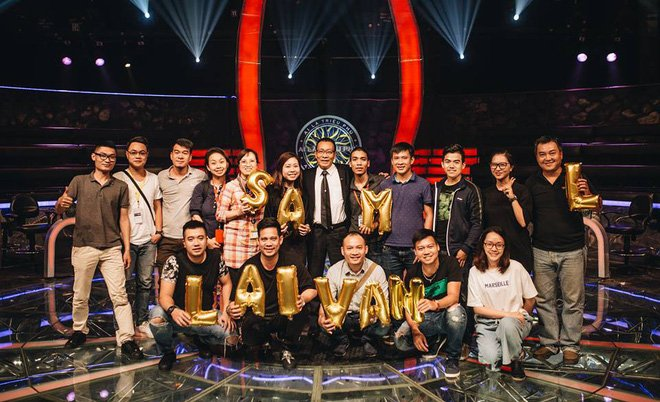 'Ai la trieu phu' chinh thuc chia tay MC Lai Van Sam trong so phat song cuoi cung nam 2017 hinh anh 1