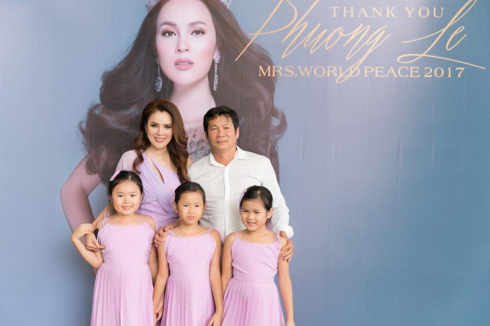 Hoa hạu Phuong Le: Toi khong giành vuong miẹn chỉ dẻ làm trang súc hinh anh 1
