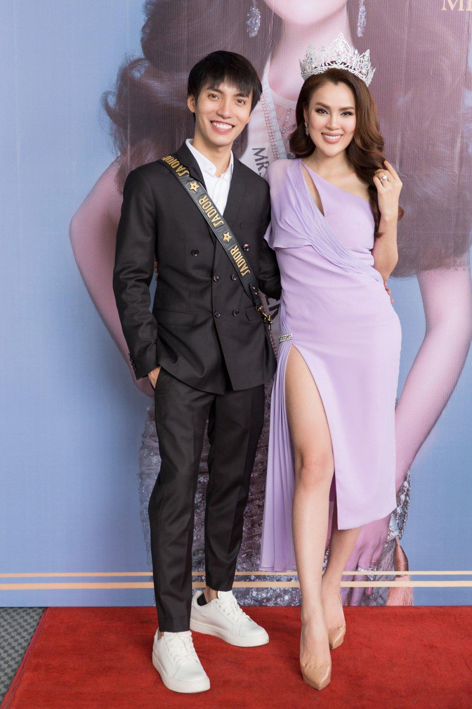 Hoa hạu Phuong Le: Toi khong giành vuong miẹn chỉ dẻ làm trang súc hinh anh 5
