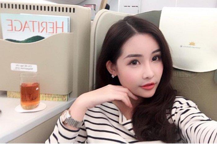 Nhan sac 'Hoa hau Dai duong 2017' bot gay tranh cai hau dang quang hinh anh 8
