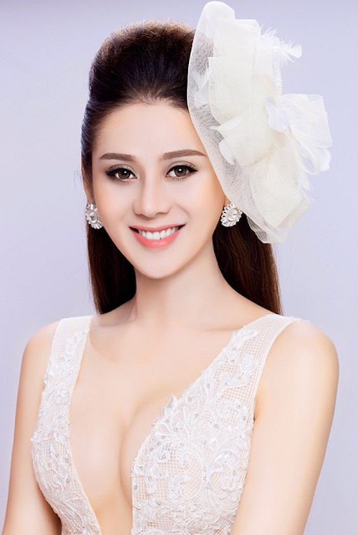 Day la ly do khien dam cuoi Lam Khanh Chi 'hot' nhat showbiz Viet hinh anh 1