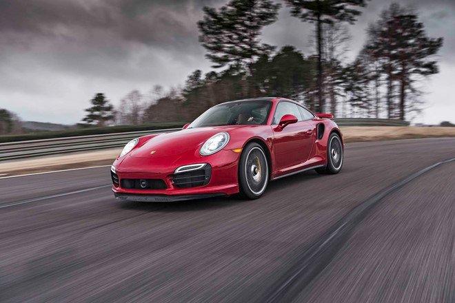 Vi sao Porsche su dung cai ten 911? hinh anh 1