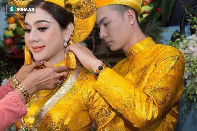 Lam Khanh Chi viet thu tay gui chong: 'Tinh yeu cua anh la ly do duy nhat khien em ton tai' hinh anh 3