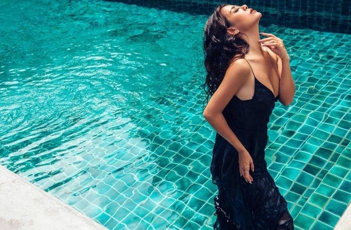 'Kieu nu' Nam Thu: My nhan sexy nhat lang hai Viet hinh anh 5