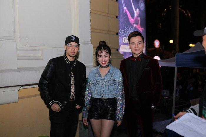 DJ Trang Moon kin dao van khoe eo thon goi cam giua troi gia ret hinh anh 8