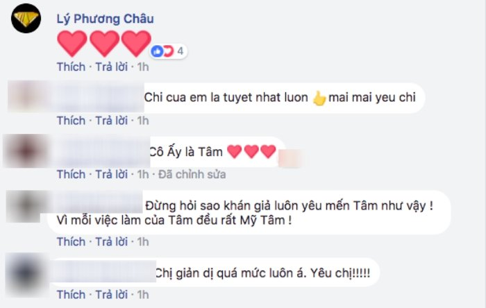 My Tam khien fan xuc dong voi hanh dong y nghia trong ngay dau nam moi hinh anh 2
