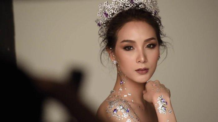 Huong Giang Idol tro thanh dai dien Viet Nam thi 'Hoa hau chuyen gioi The gioi' tai Thai Lan? hinh anh 6
