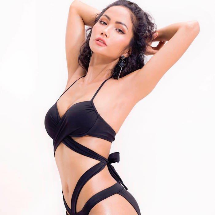 Nhan sac sexy, hien dai chuan quoc te cua tan Hoa hau Hoan vu Viet Nam 2017 H'Hen Nie hinh anh 5