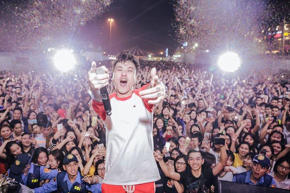 DJ Minh Tri muon lam nen su tu hao cho dong nhac EDM cua Viet Nam hinh anh 2