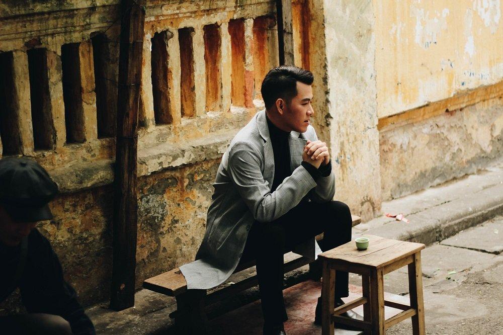 Dong Anh Quynh The Face vuong chuyen tinh tay ba trong MV moi cua Ho Trung Dung hinh anh 3