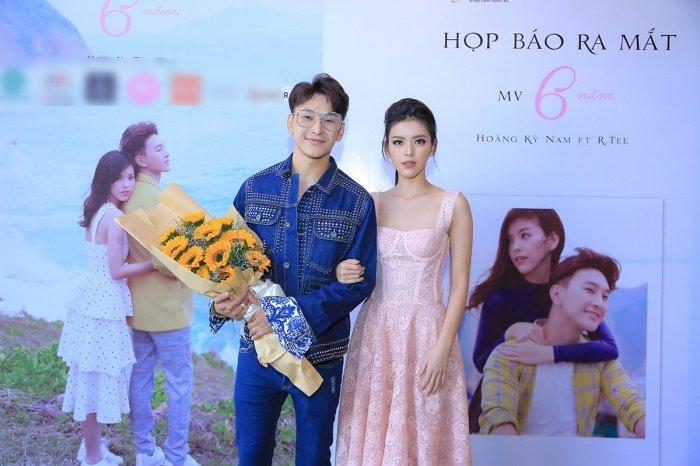 'My nam 18+' Hoang Ky Nam bat ngo cap ke voi 'bong hong lai' Truc Anh hinh anh 2