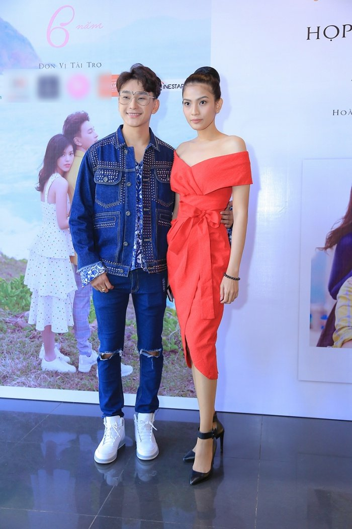 'My nam 18+' Hoang Ky Nam bat ngo cap ke voi 'bong hong lai' Truc Anh hinh anh 9