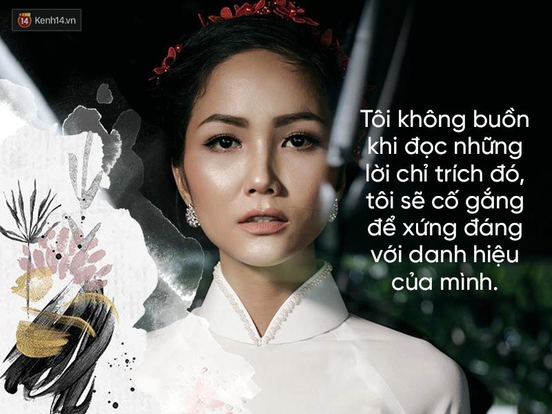 Bi che bai nhan sac sau khi dang quang, Hoa hau H'Hen Nie lan dau len tieng hinh anh 3