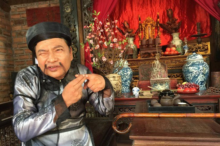 NSND Quoc Anh: 'Khong dong canh hai Tet phan cam du duoc tra cat-xe gap 10 lan' hinh anh 1