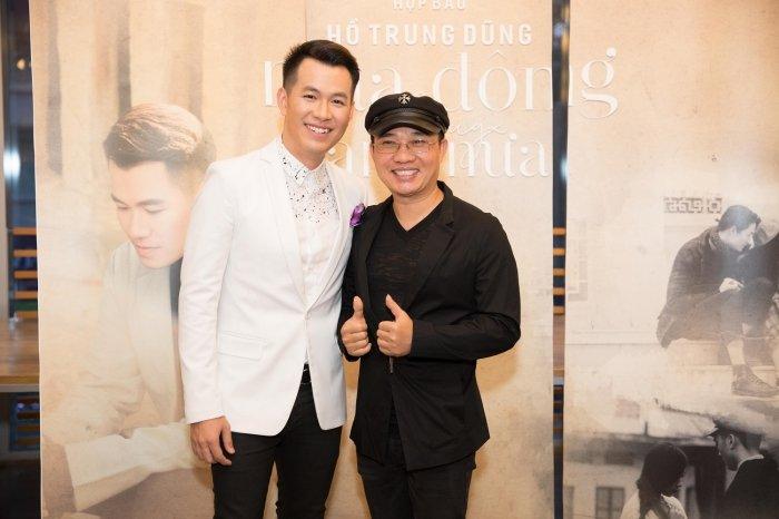 Ho Trung Dung nghi ve vo ban khi hat 'Mua dong khong lanh nua' hinh anh 3