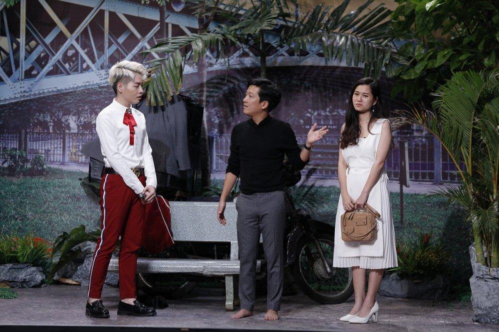 Video: Hau tin don lang nhang, Truong Giang bi Duc Phuc day cach yeu hinh anh 2