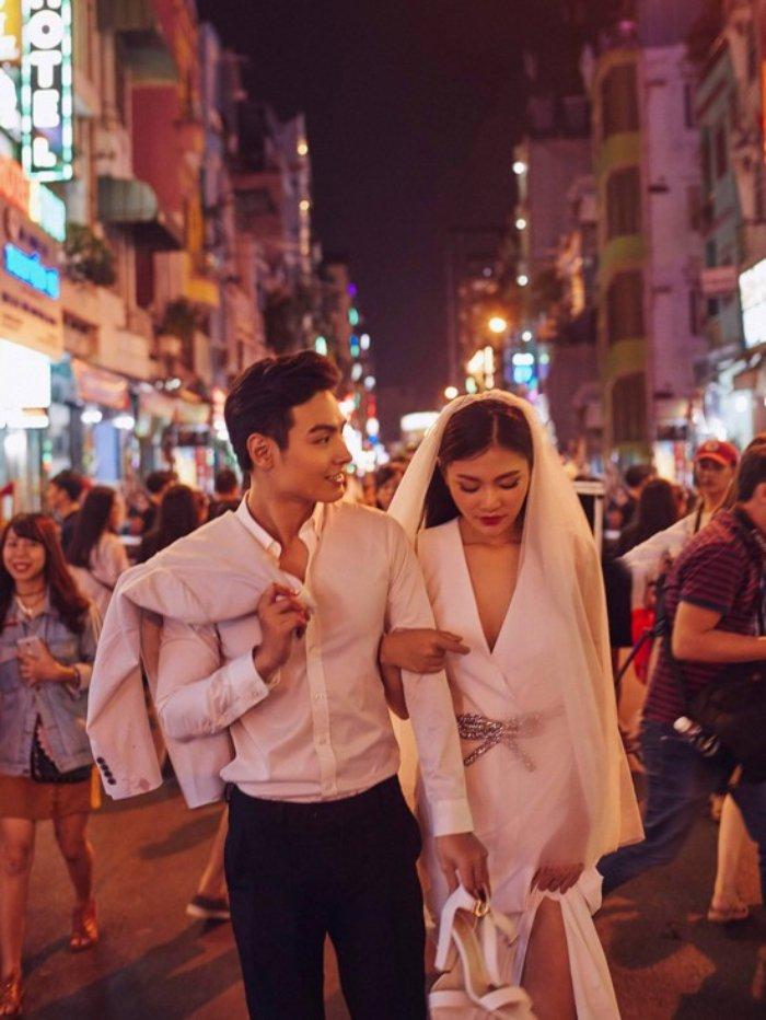Khong chi co Truong Giang va Nha Phuong, showbiz Viet cung tung chung kien nhieu man cau hon lang man hinh anh 8